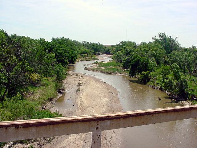 4. Smoky Hill River