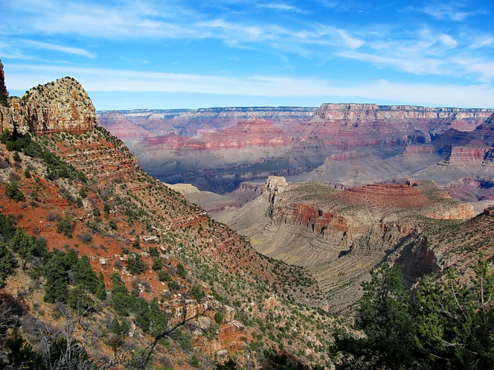 2. The only thing to see in Arizona is the Grand Canyon. And Sedona. And Scottsdale.