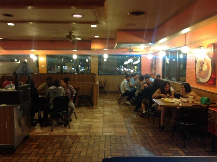 8. Pancho's Mexican Food (Junction City)