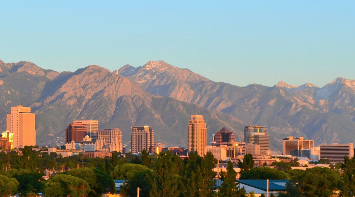 3. Utah's capital city once had a different name.