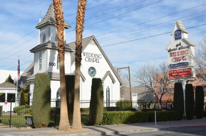 4. Wedding Chapels