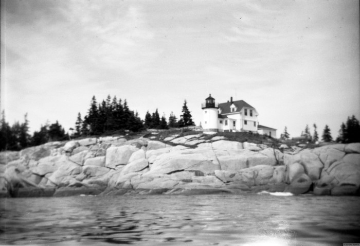 8. Heron Neck Lighthouse on Green's Island in Vinalhaven.