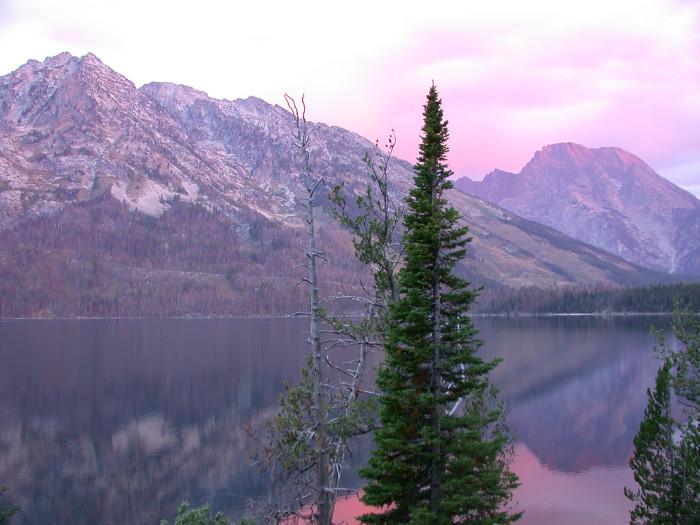 3. Jenny Lake