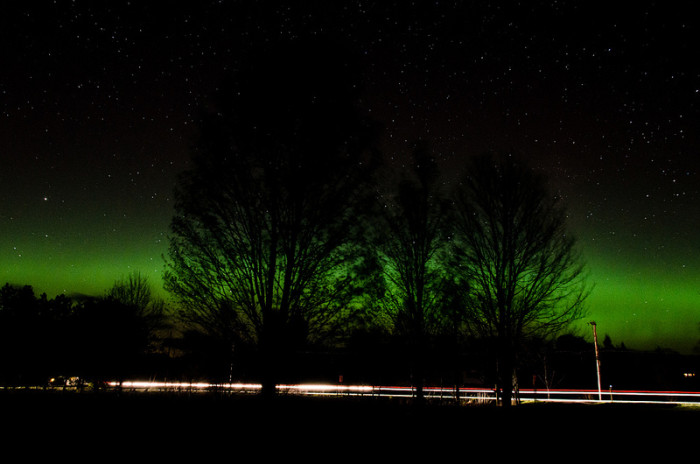 10.  See the Northern Lights.