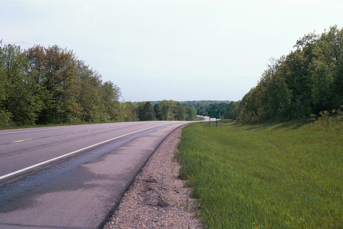 4. The town is located in beautiful Northern MN, in Cass County, and the drive is always serene.
