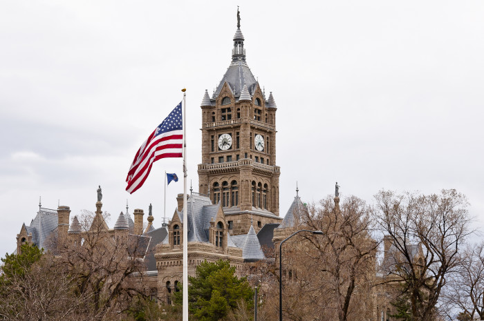9. Salt Lake City and County Building