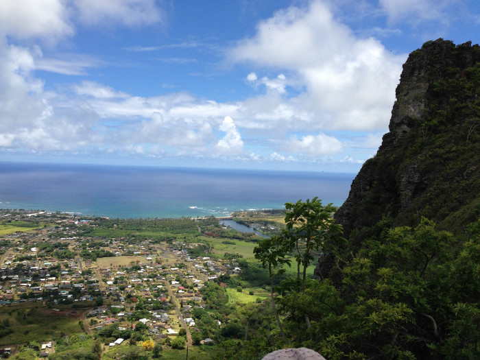 7) Check out Kauai's Coconut Coast.
