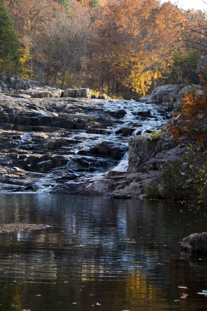 7.Rocky Falls, near Eminence