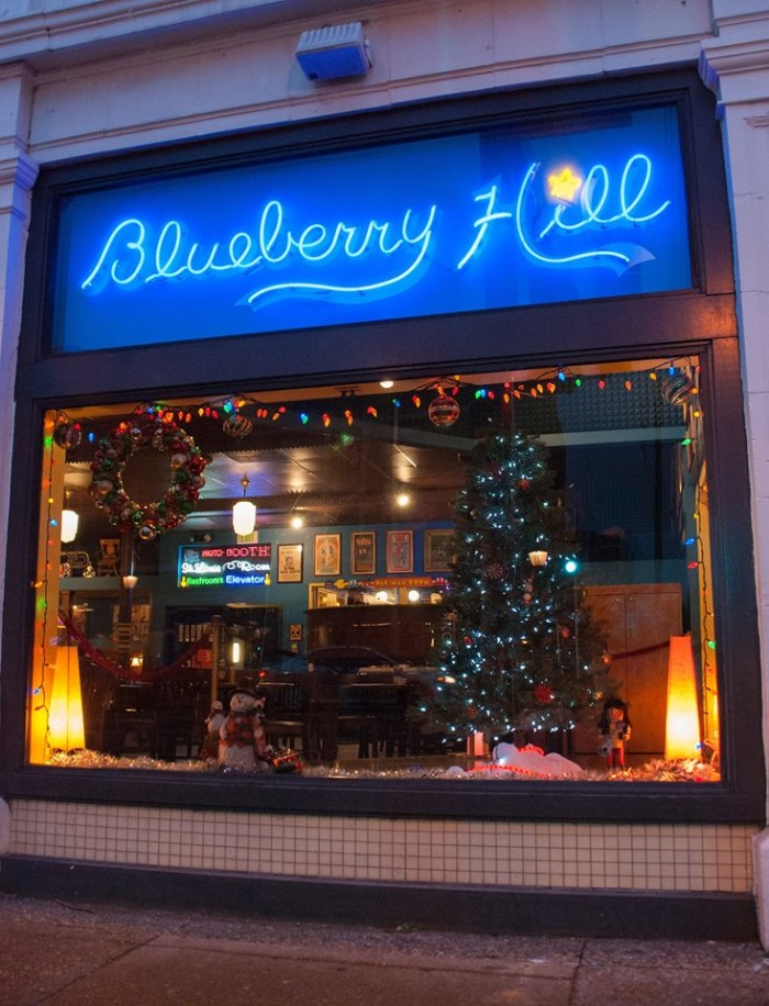 7.	Blueberry Hill, St. Louis