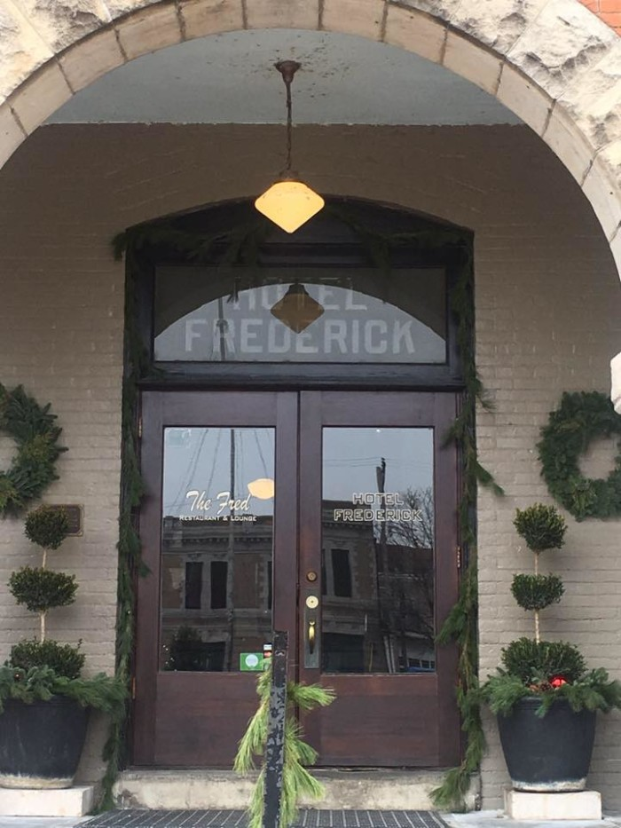 6.	The Fred Restaurant & Lounge, Boonville
