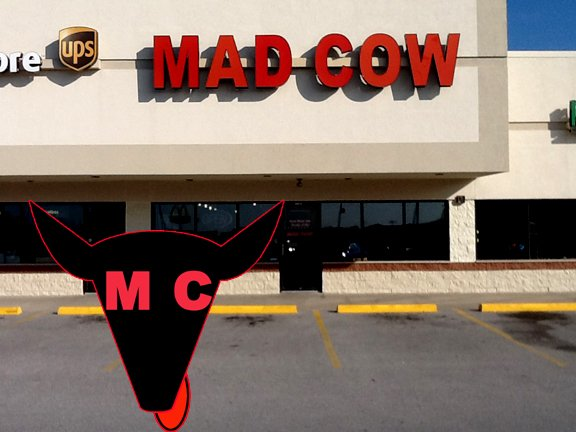 6.Mad Cow, Columbia