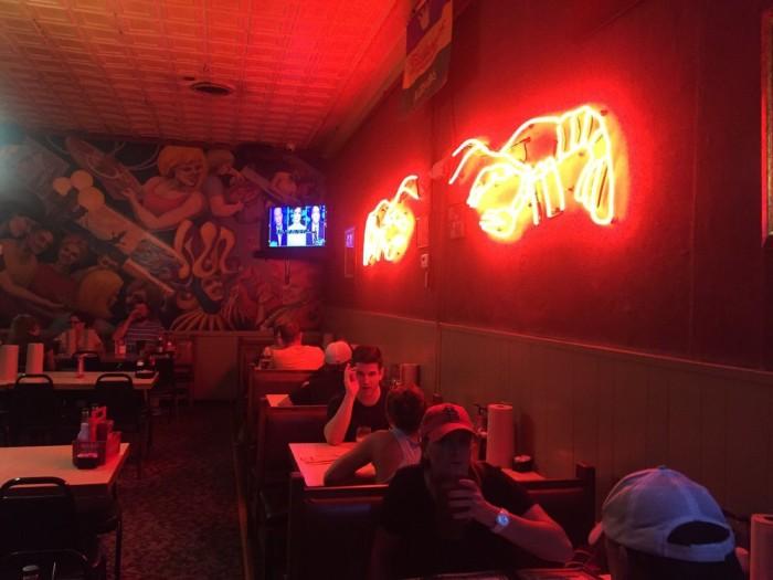 7.2. Broussard's, Cape Girardeau