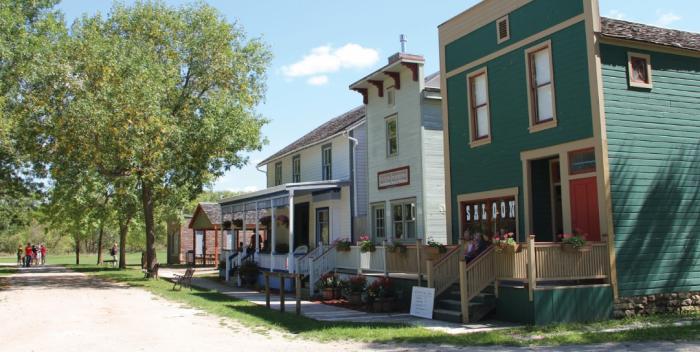 4. Ushers Ferry Historic Village, Cedar Rapids