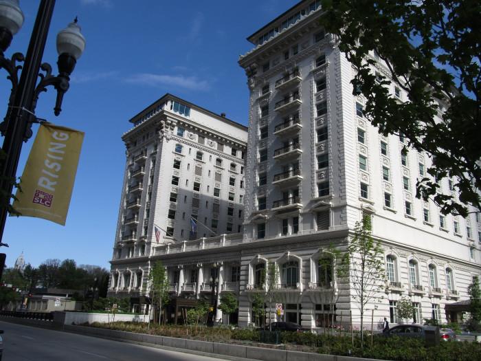 5. Hotel Utah/Joseph Smith Memorial Building