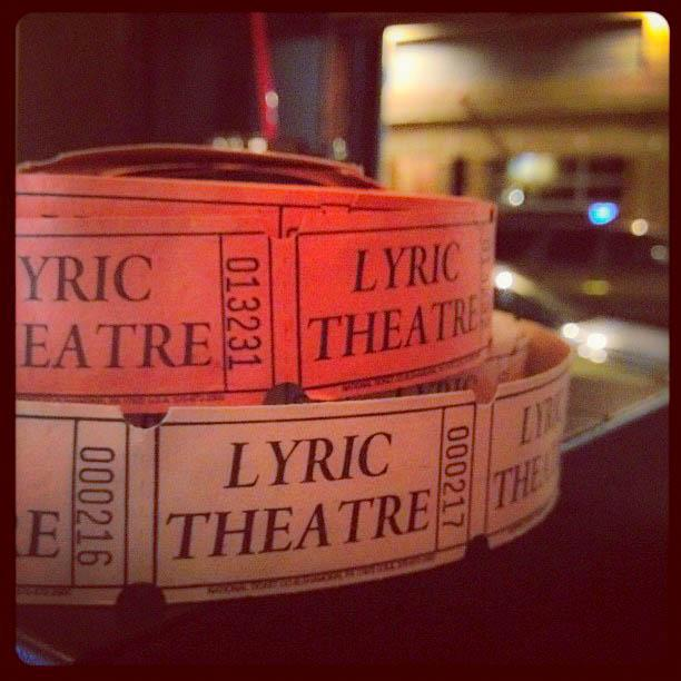 6. The Lyric Theatre, Oxford