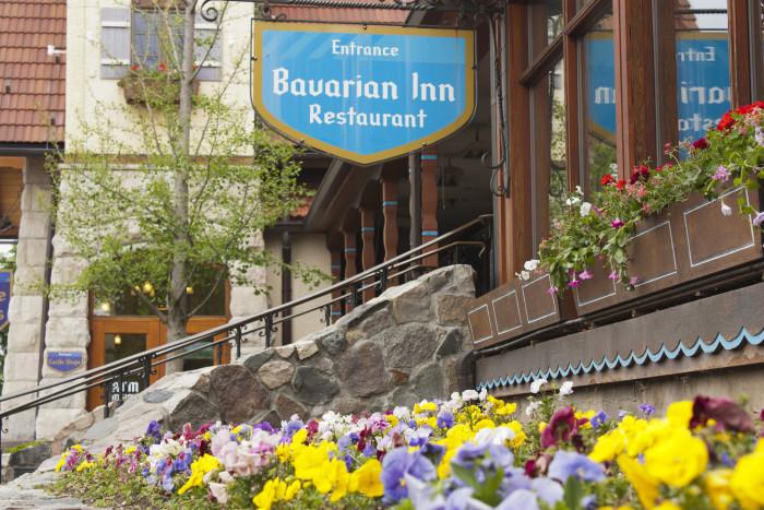9) Bavarian Inn, Frankenmuth