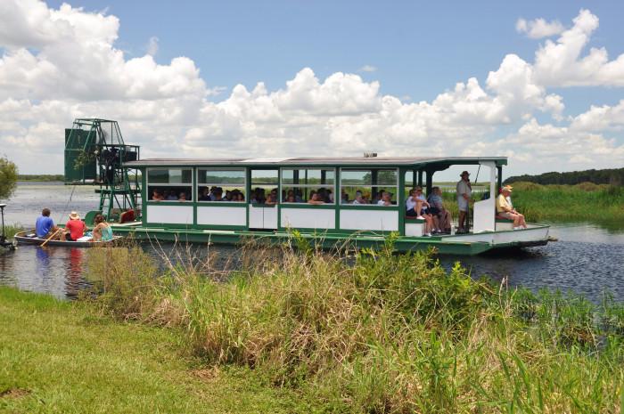 10. Myakka River State Park, Sarasota