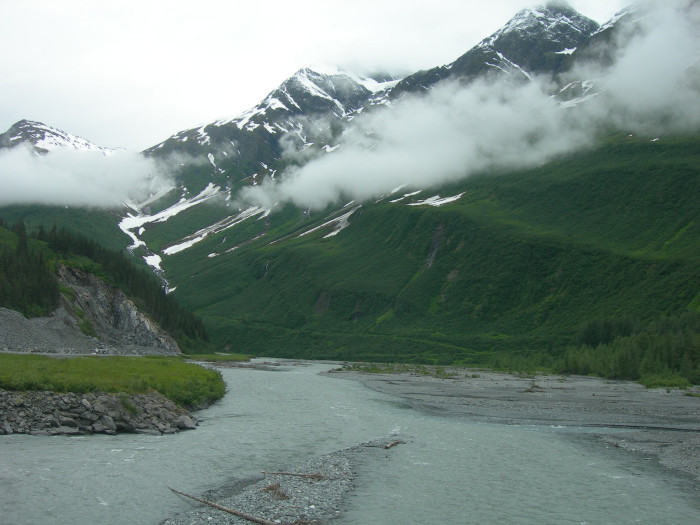 3) Lowe River | Prince William Sound Region