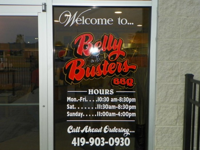 3. Belly Busters BBQ (Ashland)