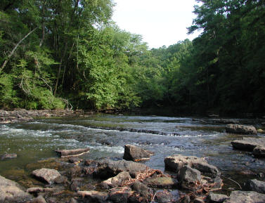 7. Chunky River
