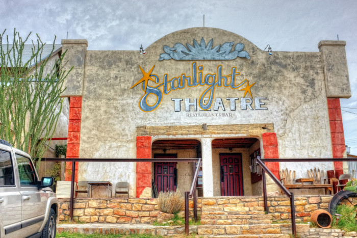 4. The Starlight Theatre