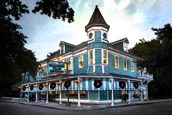 6. Commander's Palace, New Orleans, LA