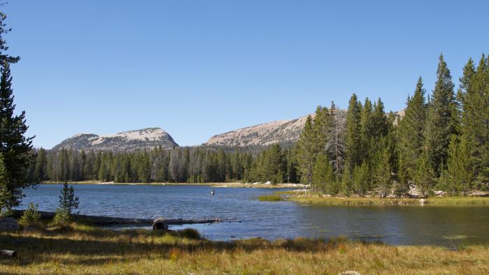 7. High Uintas Wilderness Area