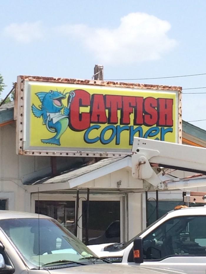 7. Catfish Corner, Grenada