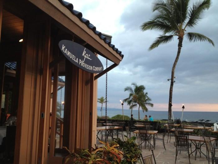 8) Kamuela Provision Company, Waikoloa