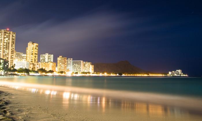 8) Play tourist in Waikiki.