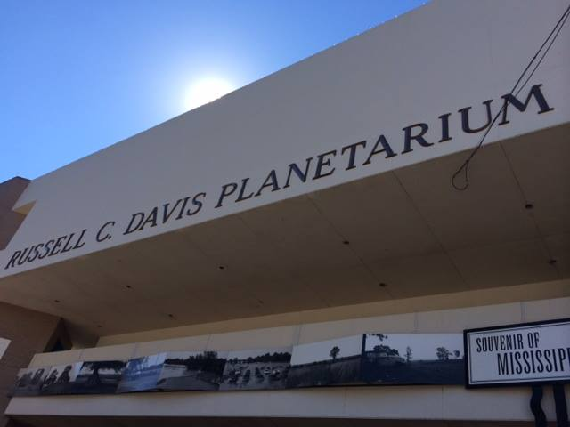 8. Visit Jackson's Russell C. Davis Planetarium and experience the universe in one of the South's largest and best equipped planetariums.
