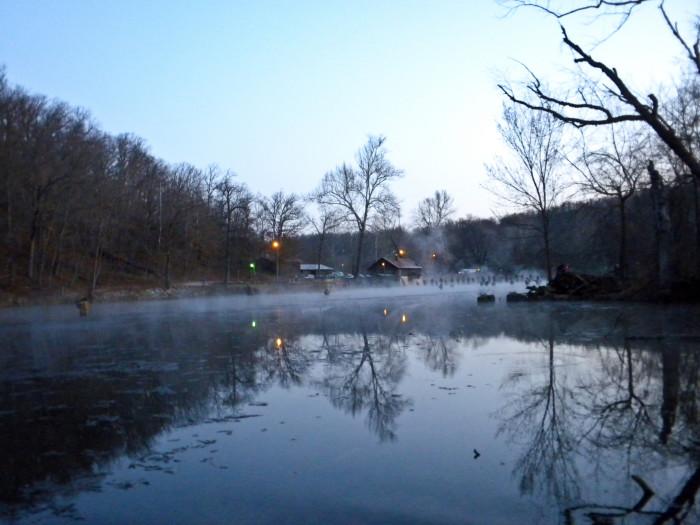8.Bennett Springs State Park