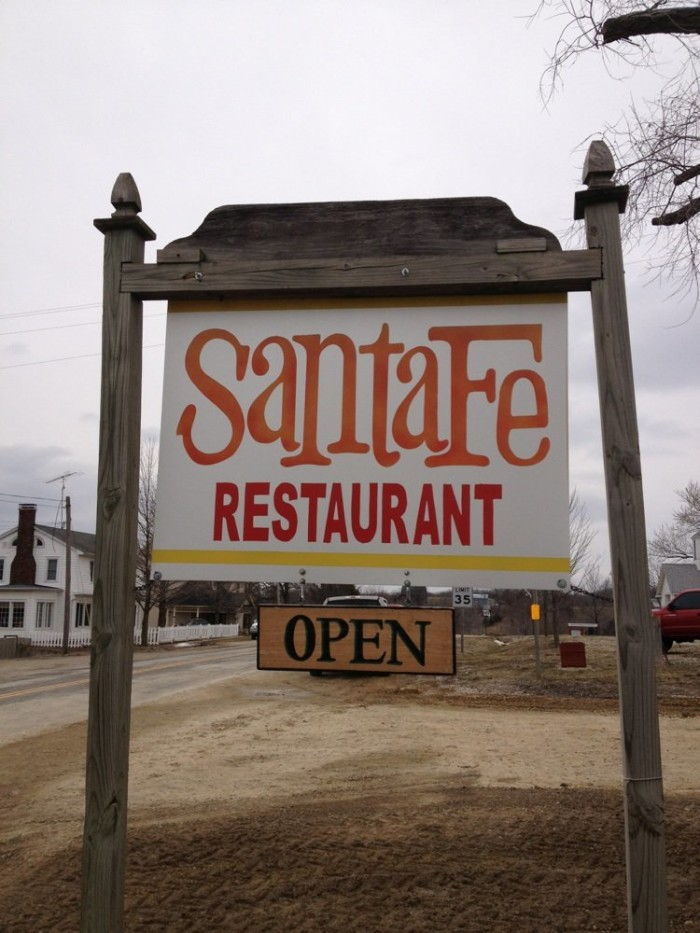 7.The Santa Fe Restaurant, Ethel