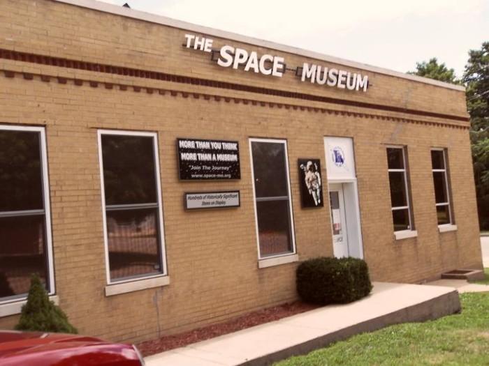 8.The Space Museum, Bonne Terre