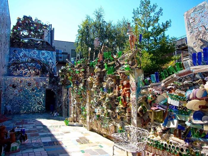 Yard Art Diy Recycled