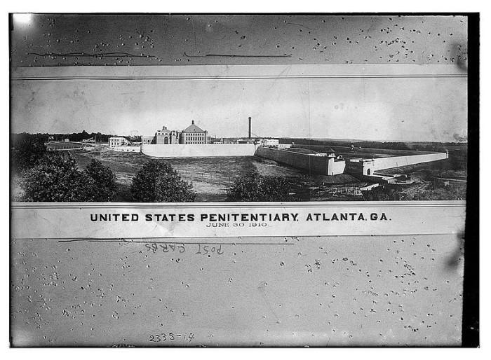 1. United States Penitentiary Atlanta: Atlanta, Georgia