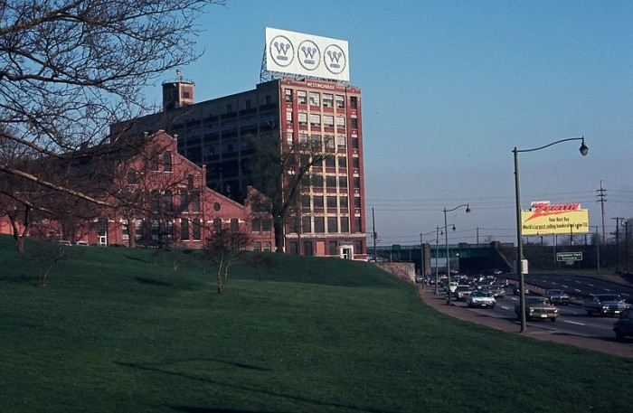 13. Westinghouse Building in Cleveland in 1969