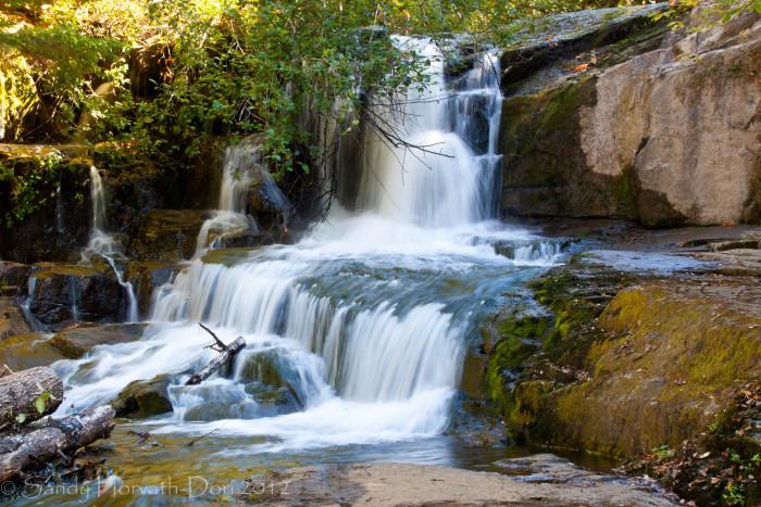 7. Alsea Falls Recreation Area