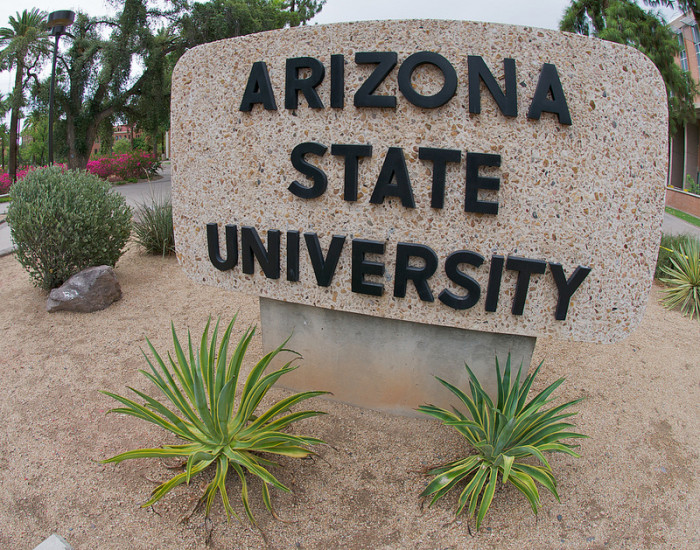 5. ASU's student population is greater than the population of Flagstaff.