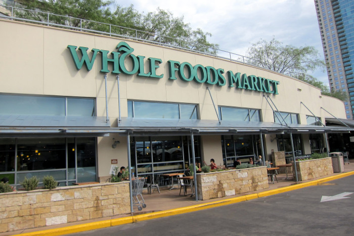 9. Whole Foods Market (Downtown Austin)