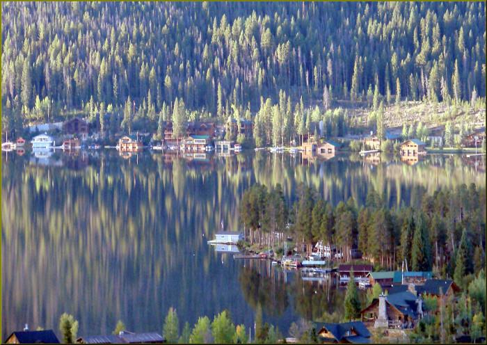 2. Grand Lake
