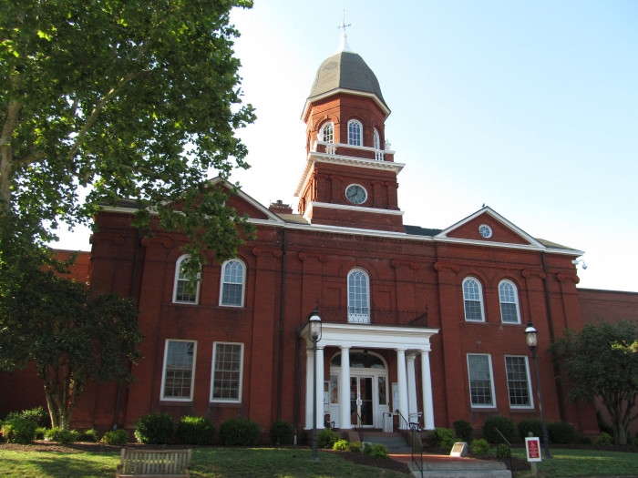 9) Worcester County
