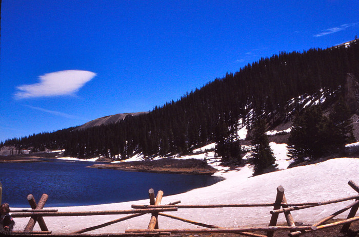 "10. ""Rocky Mountain National Park - June 1975."""