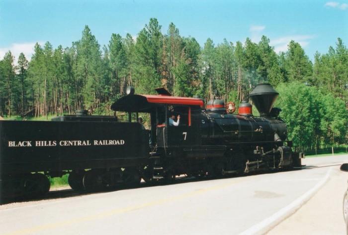 1880 train - terrifying urban legends SD