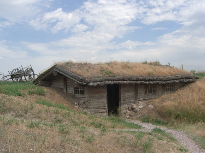 8. Chadron - The Museum of Fur Trade