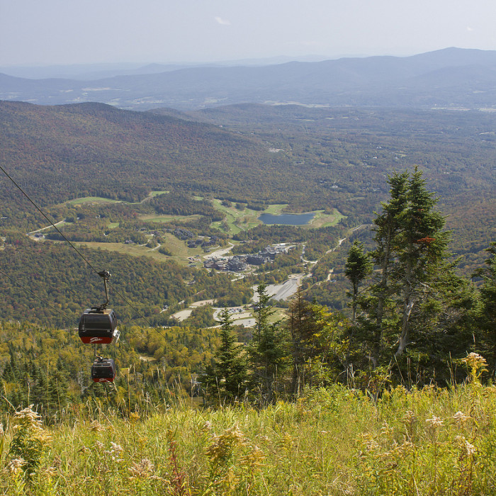 8.  View From Mount Mansfield