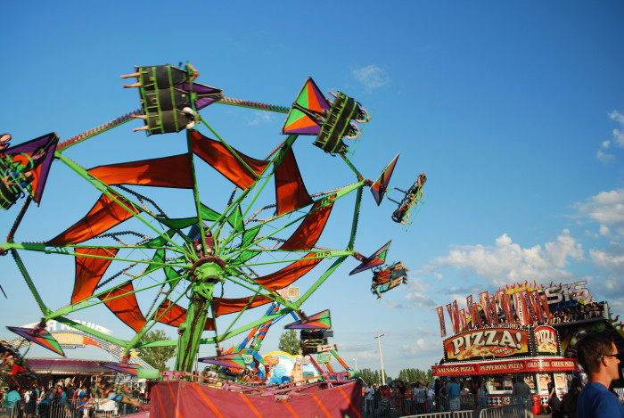 8. Red River Valley Fair is great for all family fun in West Fargo, North Dakota