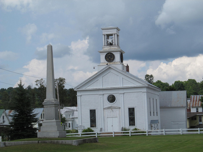 7.  United Church of Christ Church in Cabot.