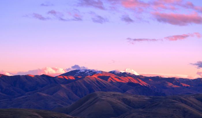 12. Wallowa Mountains