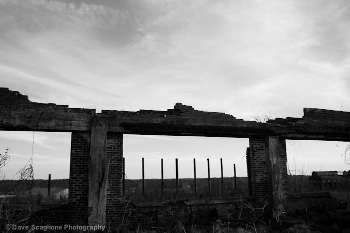 10. Ruins of Ensley Steel Works - Birmingham, AL